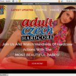 Adult Czech Hardcore Full Website