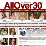 All Over 30 Original Dvd
