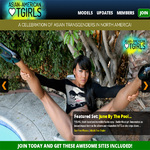 Asian American TGirls Pass