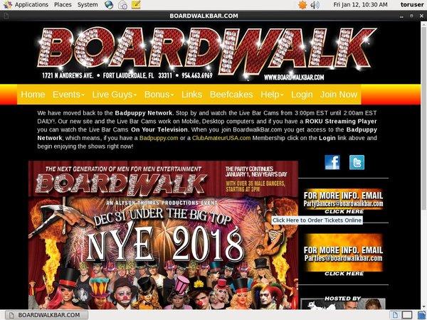 Boardwalkbar.com Payporn Discount