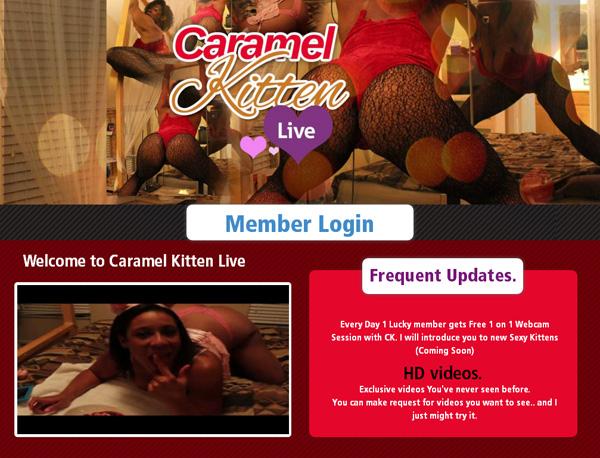 Caramelkittenlive.com Payporn Sites