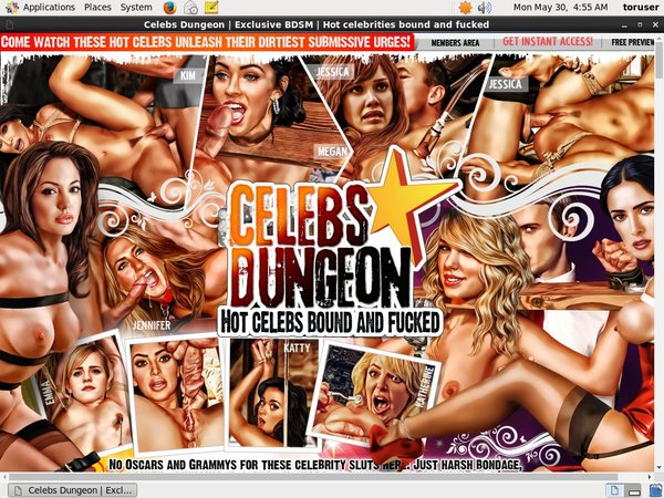 Celebsdungeon.com Free Premium Passwords