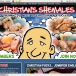Christian's Shemales Account New