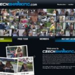 Czechsharking.com New Hd