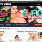 Euro Sex Parties Account Online