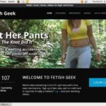 Fetish Geek Blog