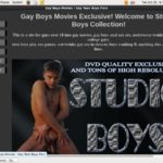Free Studio Boys Membership Trial