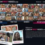 How To Join Czech First Video For Free