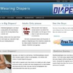 Menwearingdiapers.com Account 2015
