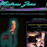 Mistress Zena Mobile Accounts