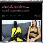 Nasty Rubber Girls Best