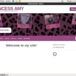 Princess Amy Accounts Password
