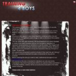 Promo Training 4 Boys Free Trial