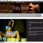 Rubyknox.xxx Account Logins