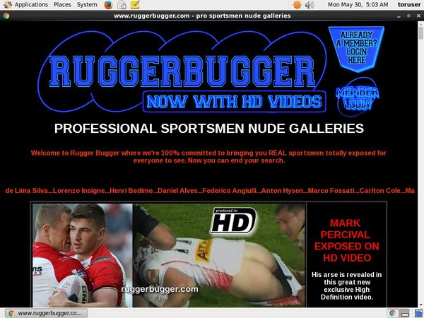 Ruggerbugger Login Free
