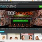 Sexvideocasting Trial Membership Offer