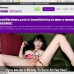 Shemale Strokers Premium Logins