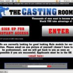 The Casting Room Using Pay Pal