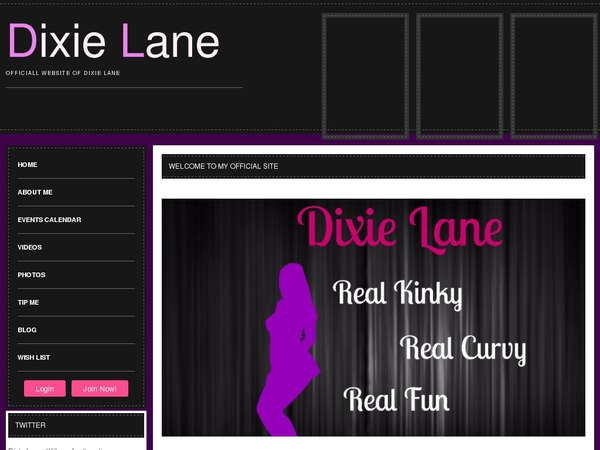 Trial Lane Dixie
