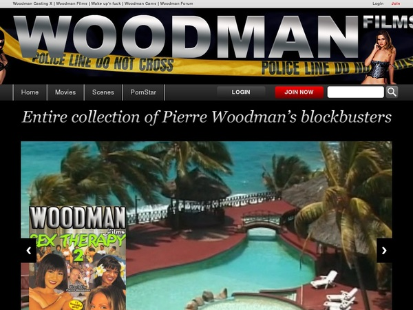 Woodman Films Discount Access