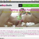Working Teen Boys Studio Password