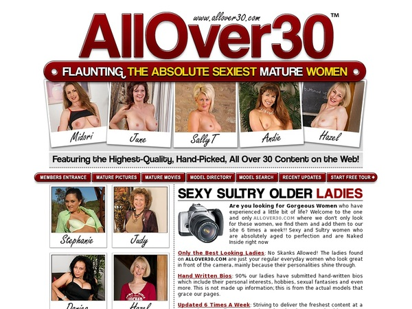 Allover30original With Prepaid Card