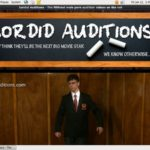 Sordid Auditions Accounta