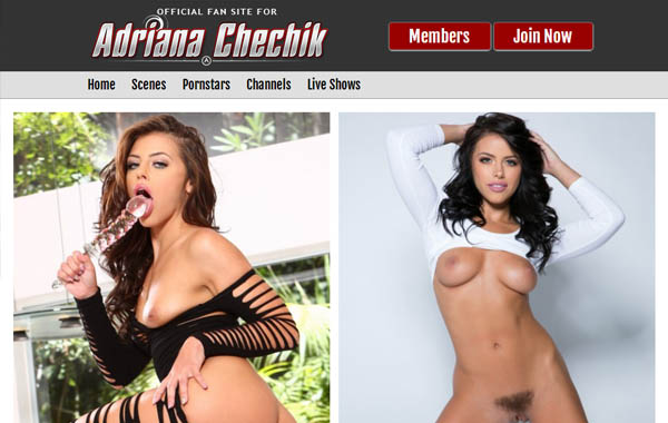 New Adriana Chechik Accounts