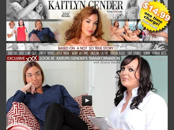 Accounts Kaitlyn Gender