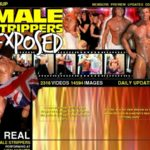 Free Male Strippers Exposed Membership