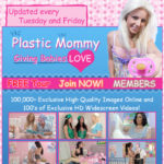 Plastic Mommy With IBAN