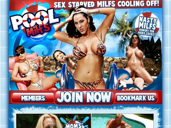 Pool Milfs Trial Coupon