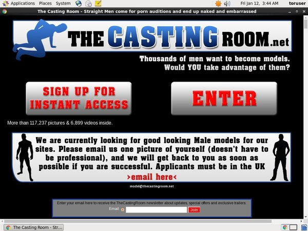 Thecastingroom Password Premium