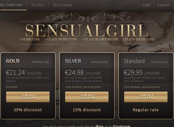 Sensual Girl Porn