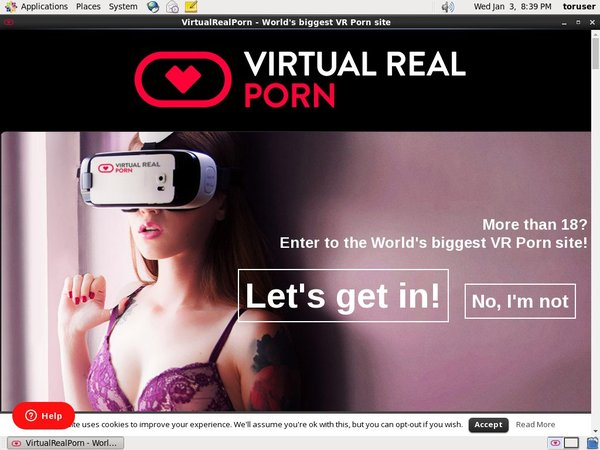 Virtual Real Porn With Paypal