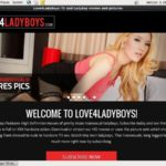 Accounts Of Love 4 LadyBoys