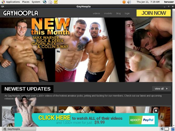 Free Gay Hoopla Account Discount