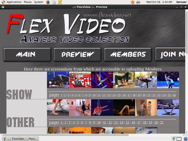 Flexvideo Passcodes