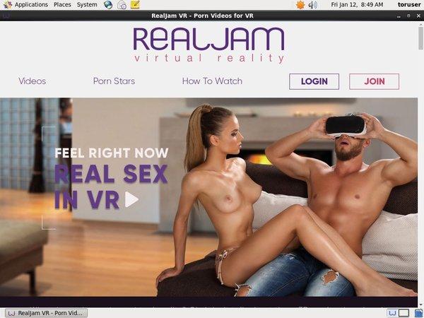 Realjamvr.com Site